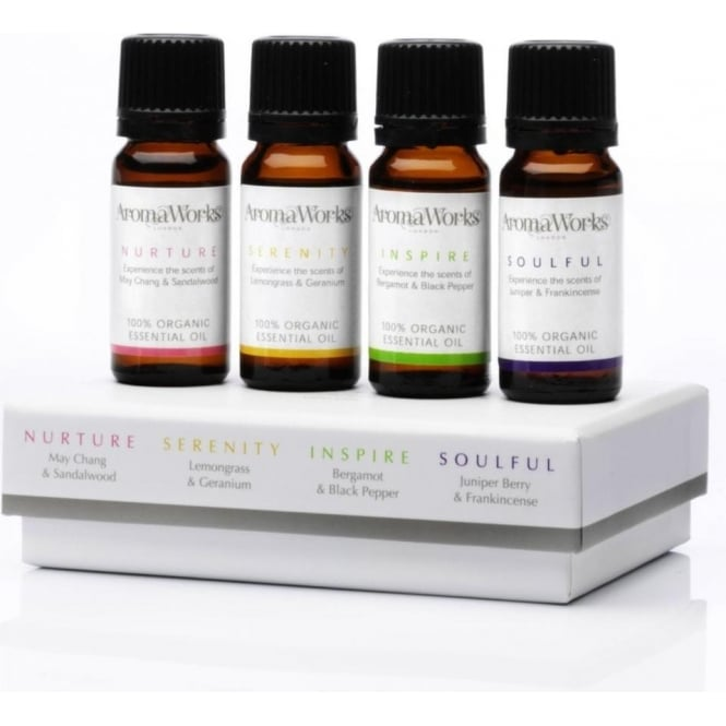 AromaWorks Signature Essential Oils Set