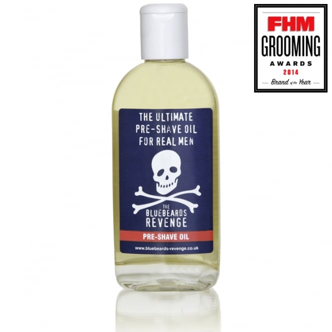 Bluebeards Revenge Pre-Shave Oil (125ml)