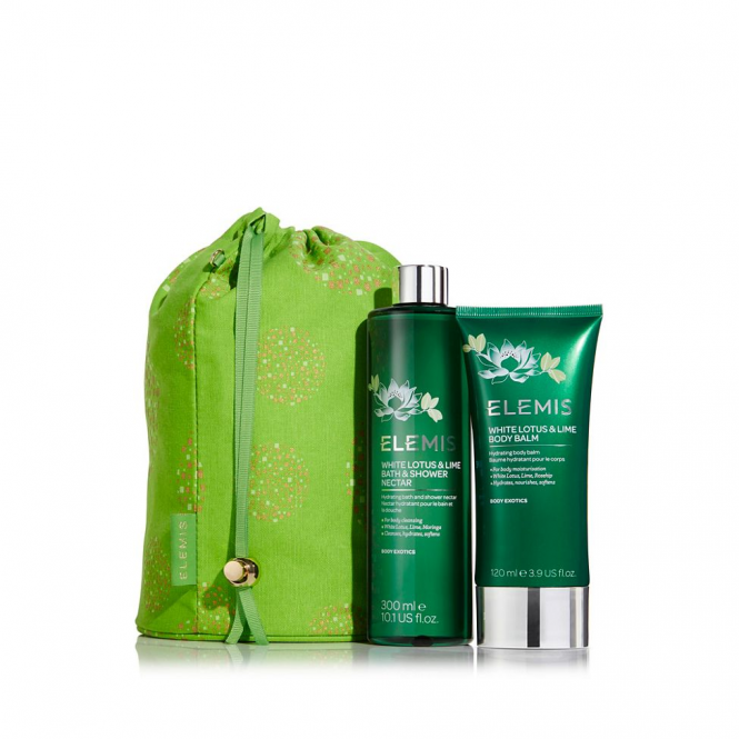 Elemis Body Beautiful White Lotus & Lime