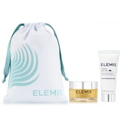 Cleanse & Polish Kit Cleansing Balm 20ml + Papaya Enzyme Peel 15ml
