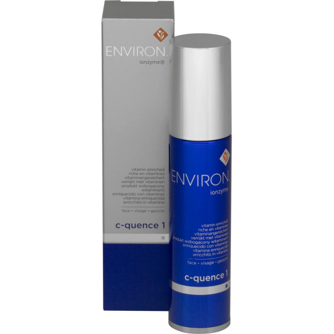 Environ Skincare Ionzyme C-Quence Serum 1-4