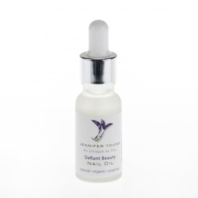 Jennifer Young Beauty Despite Cancer Defiant Beauty Nail Oil