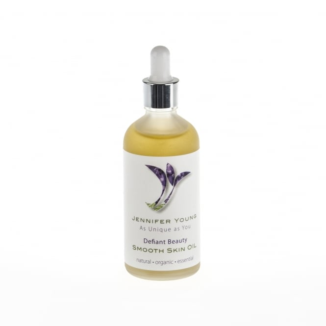 Jennifer Young Beauty Despite Cancer Defiant Beauty Smooth Skin Oil