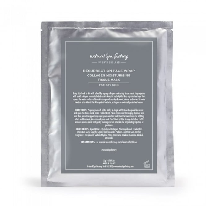 Natural Spa Company Resurrection Collagen Face Mask