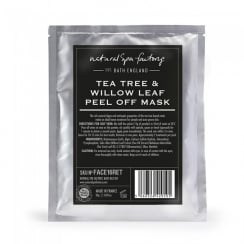 Tea Tree, Willow Leaf & Menthol Face Mask - Oily Skin (30g)