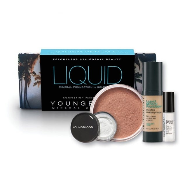 Youngblood Cosmetics Liquid Mineral Foundation Kits